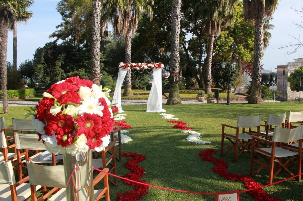 Villa irlanda wedding