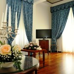 Suite all'interno della Villa